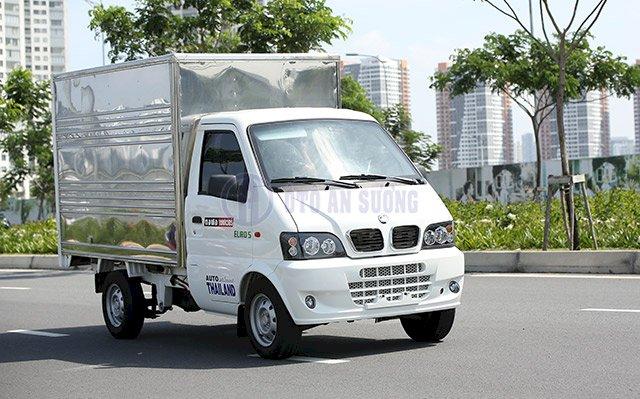 Xe tải Siam Truck 990kg có xe giao ngay