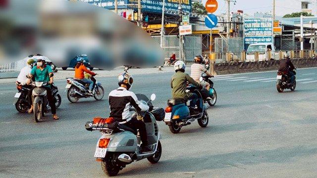 Tại một số ngã tư ở thành phố có lượng xe di chuyển nhiều và nhanh nên sẽ rất nguy hiểm khi muốn rẽ trái qua bên kia đường