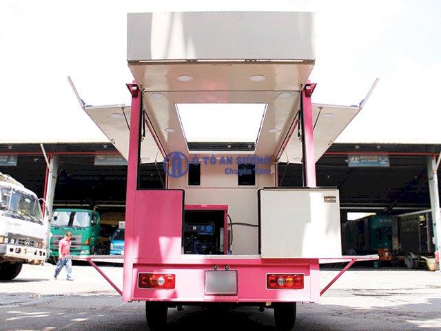 Mua xe tải bán hàng lưu động trả góp