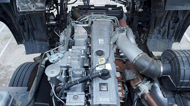 Động cơ đầu kéo Isuzu 420HP
