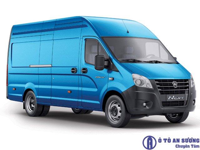 Xe tải van Gaz 3 chỗ 670kg
