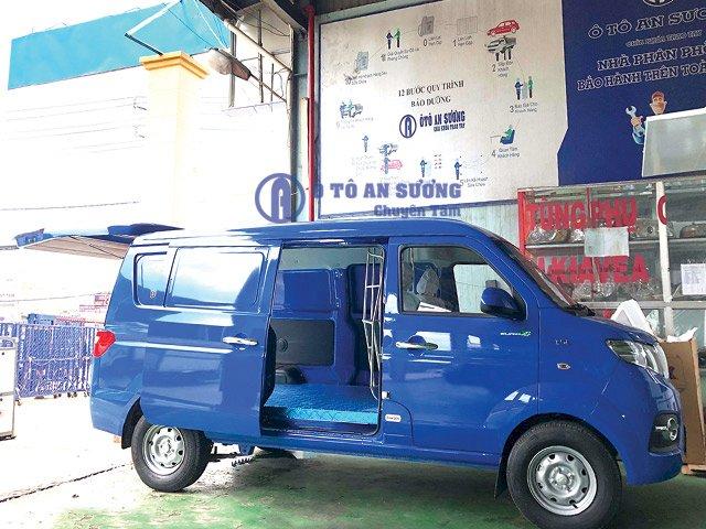 xe tải van Dongben X30