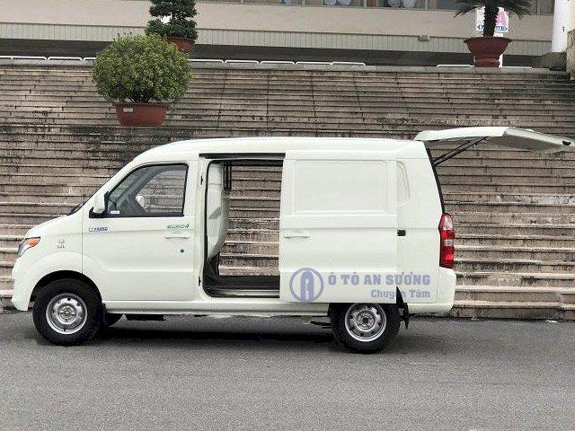 xe tải van Kenbo 2 chỗ