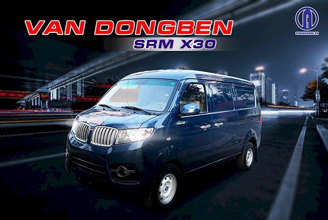 xe tải van Dongben vào Thành Phố Không Lo cấm tải