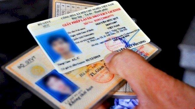28 lỗi vi phạm có thể bị trừ điểm trong giấy phép lái xe