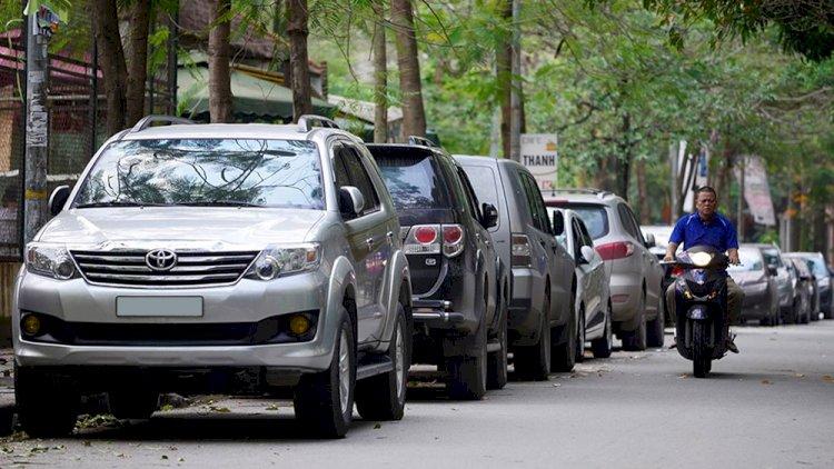 Dành cho lái mới: Những sai lầm thường mắc khi dừng đỗ ô tô