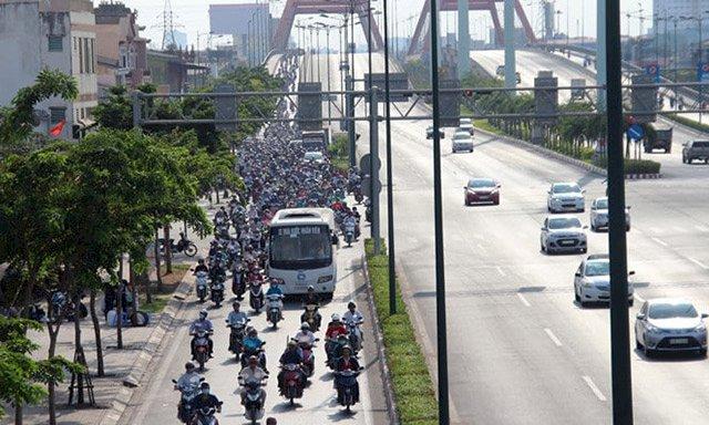 Tuyến hành lang đường Phạm Văn Đồng xe tải nặng được lưu thông từ 9 giớ đến 16 giờ