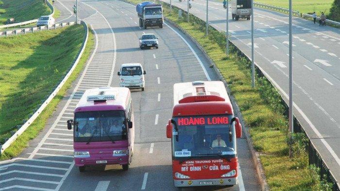 Bộ GTVT kiến nghị lùi 1 năm xử phạt xe khách, xe tải chưa lắp camera