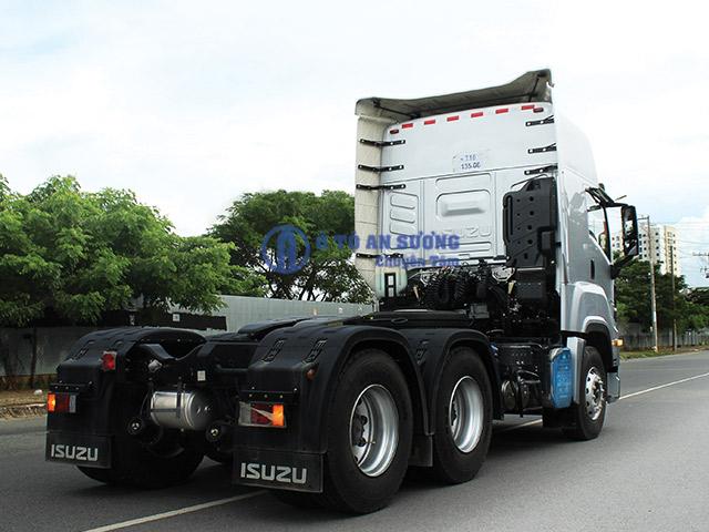 Giá đầu kéo Isuzu Giga 420HP