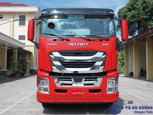 Giá xe đầu kéo Isuzu Giga 2 cầu nhập khẩu
