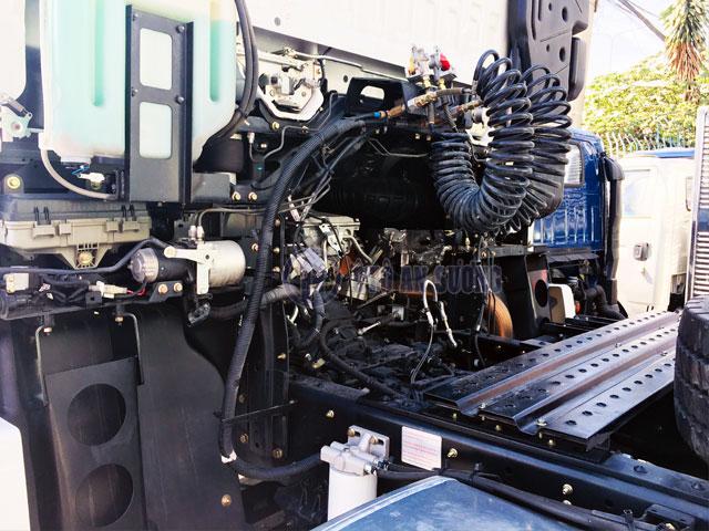 Động cơ Isuzu công suất 380HP