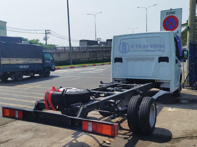 động cơ xe tải Gaz 1t8 động cơ Cummin