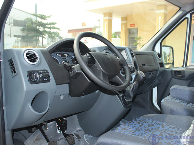 Hệ thống lái xe tải Gaz 1t8