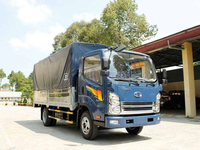 Giá xe tải Teraco 240L
