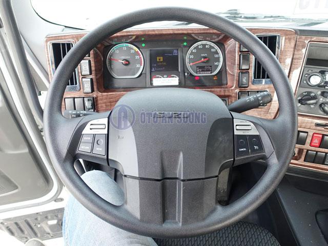 Hệ thống lái xe đầu kéo Isuzu Giga